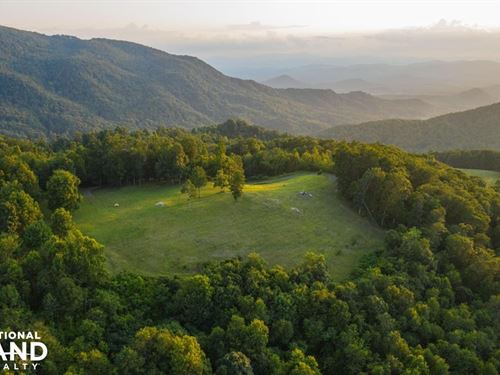 Panoramic Views From Unrestricted : Fairview : Buncombe County : North Carolina