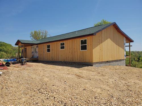 Country Home Ozarks Bull Shoals : Pontiac : Ozark County : Missouri