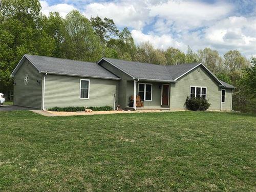Beautiful 4 Bdrm 3 Bth Home 34 : Liberty : Casey County : Kentucky