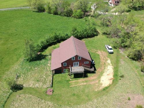Winding Ridge Farm : Nebo : Pike County : Illinois