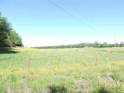 Prime Pasture Land Cattle Poultry : Waldron : Scott County : Arkansas