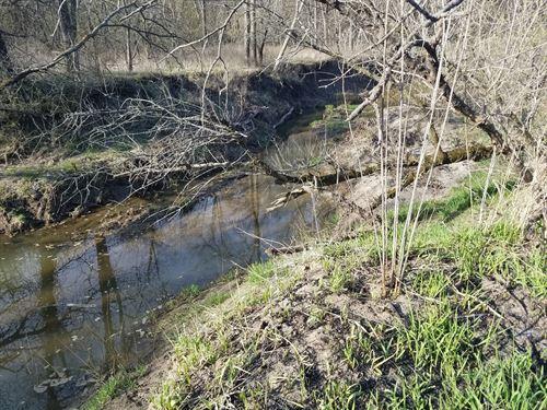 Hunting Land For Sale in Iowa : Cincinnati : Appanoose County : Iowa