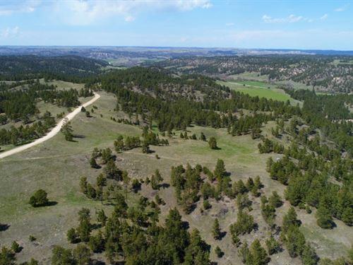 Pine Ridge Elk Ranch Parcel 2 : Crawford : Dawes County : Nebraska