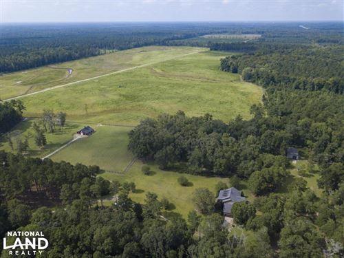 Deer Field Plantation : Cope : Orangeburg County : South Carolina