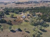 Whispering Pines Lodge : Callaway : Custer County : Nebraska