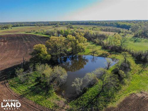 Fulton Combo Farm And Home : Fulton : Bourbon County : Kansas