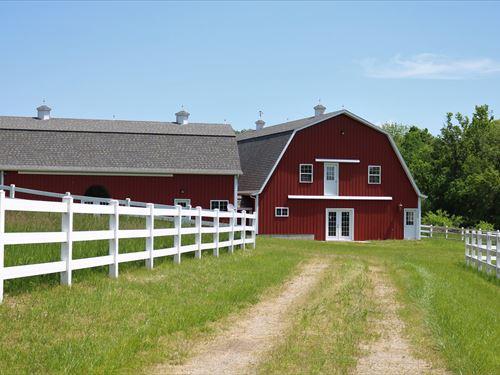 20 Serene Acres 4000 sf Potential : Bunceton : Cooper County : Missouri