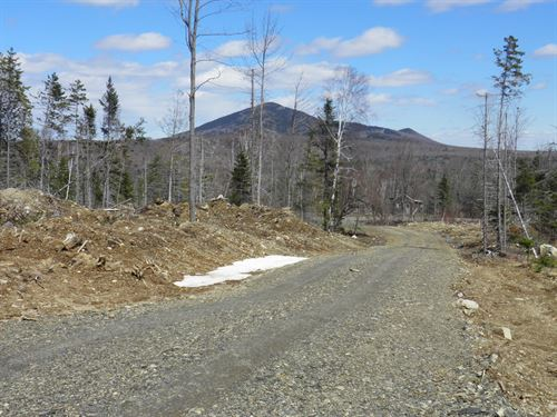 Land For Sale in Mount Chase, ME : Mount Chase : Penobscot County : Maine