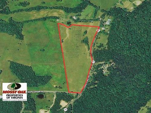 20 Acres of Equestrian Farm And Re : Rockbridge Baths : Rockbridge County : Virginia