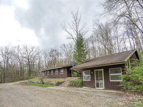 Tr 539, 50 Acres : Loudonville : Ashland County : Ohio