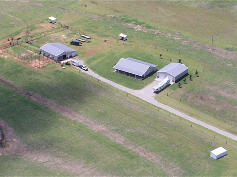Oklahoma Multi-Property Auction : Thomas : Custer County : Oklahoma