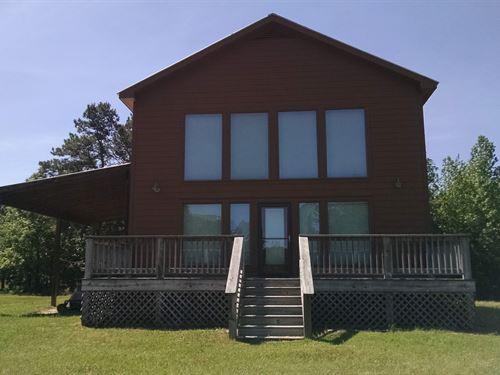 Worrell Hunt Cabin : Mullins : Marion County : South Carolina