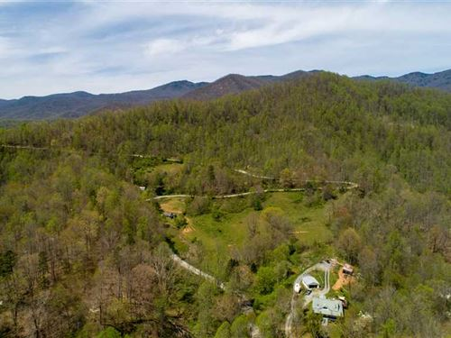 Gorgeous Mountain Land With Pastur : Balsam : Jackson County : North Carolina
