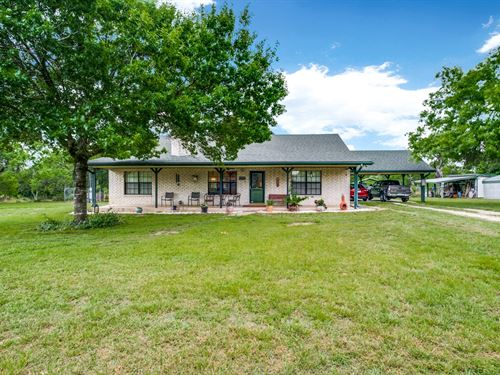 Country Home 5 Acres Just South San : Lytle : Atascosa County : Texas