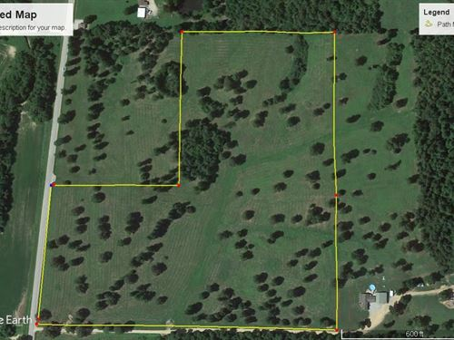 30 Acres Less Than 2 Miles From : Rector : Clay County : Arkansas