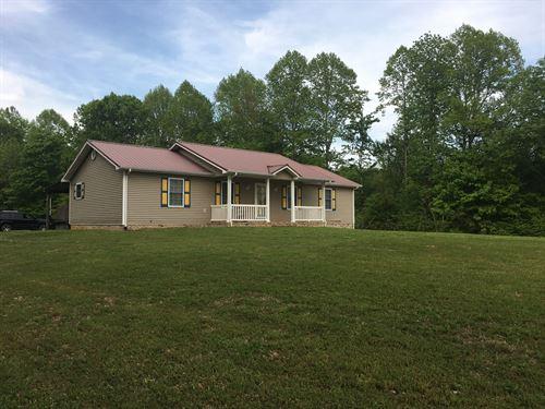 Country Home Burkesville, Kentucky : Burkesville : Cumberland County : Kentucky