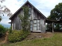 75 Acre Mountain Farm, Old House : Tuis De Turrialba : Costa Rica