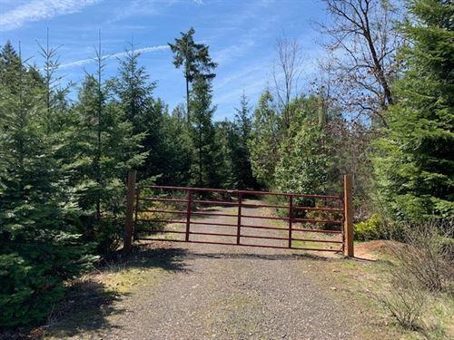 Lost Creek Vista : Prospect : Jackson County : Oregon