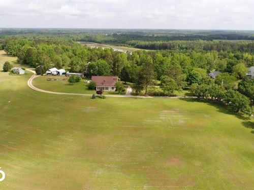 NC Hwy 210 Homestead OR Development : Smithfield : Johnston County : North Carolina