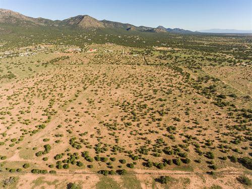 Edgewood NM Horse Property Grazing : Edgewood : Santa Fe County : New Mexico