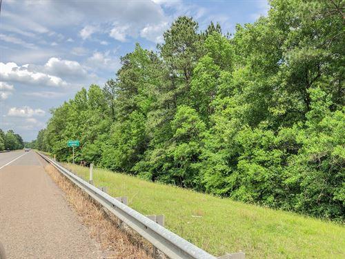 151 Acres Hwy 69 : Warren : Tyler County : Texas