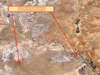 Beautiful Four Parcels Sold As One : Holbrook : Navajo County : Arizona
