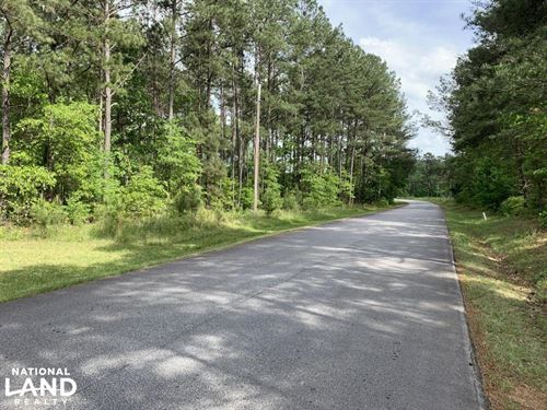 Liberty Country Homesite : Liberty : Anderson County : South Carolina