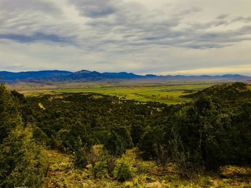 Pinon Hills Ranches, Parcel 9 : South Fork : Rio Grande County : Colorado