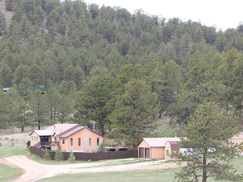 Custer County Westcliffe CO 3 Bed : Westcliffe : Custer County : Colorado