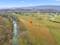 Buildable Land on Sequatchie River : Dunlap : Sequatchie County : Tennessee