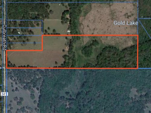 35 Acres In Great Location : Brooksville : Hernando County : Florida