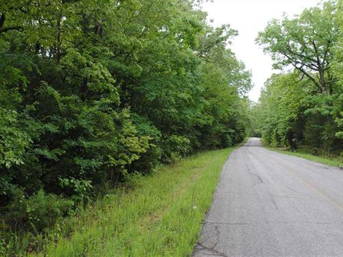 Price Reduced on This 50.530 Woode : Flippin : Marion County : Arkansas