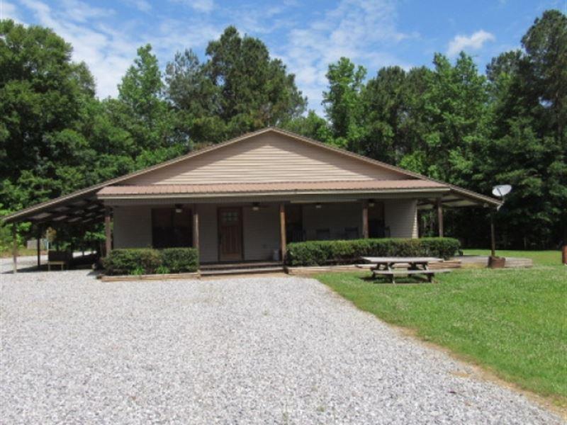 Cabin Creek Pond Hardwoods Farm For Sale Roxie