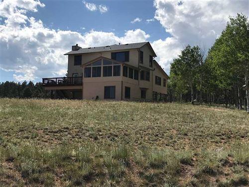Cedar Mountain Ranch : Divide : Teller County : Colorado