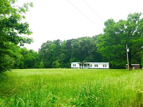 Country Home, Acreage, Clark County : Arkadelphia : Clark County : Arkansas