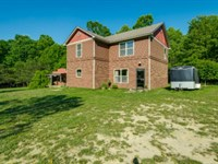 21+ Ac, Home, Cabin, Several Barns : Crossville : Cumberland County : Tennessee