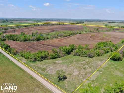 Fulton Farm & Hunt : Fulton : Bourbon County : Kansas