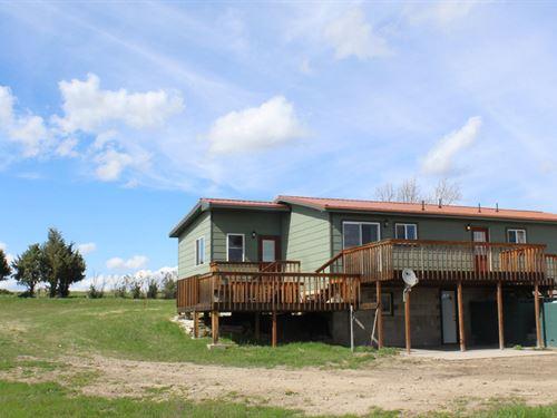 Kilty Acreage : Hawk Springs : Goshen County : Wyoming