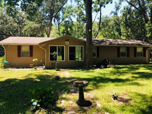 3/2 Home On 5.85 Ac 777922 : Old Town : Dixie County : Florida