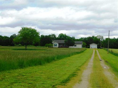 Home on 6 Acres For Sale in Doniph : Doniphan : Ripley County : Missouri