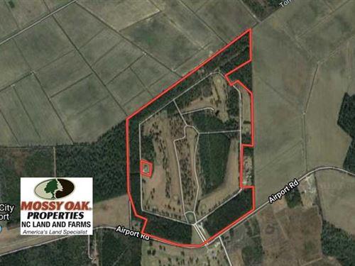 155 Acres of Golf Course And Devel : Loris : Horry County : South Carolina
