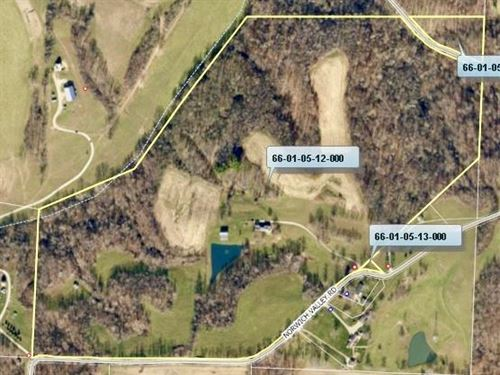 Land, Home, & Barn On Site Auction : Norwich : Muskingum County : Ohio