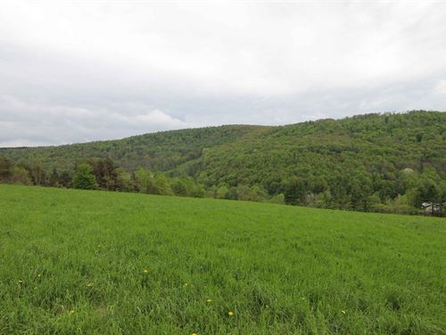 Catskills Mixed, Use Acreage : Franklin : Delaware County : New York
