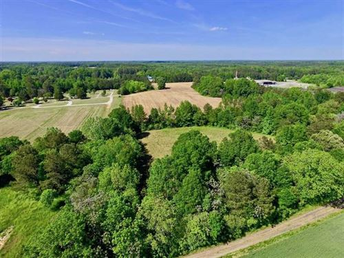 31.36 Acres of Farm And Investment : Spring Hope : Nash County : North Carolina