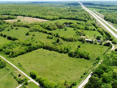 Pastureland, Homestead Polk County : Humansville : Polk County : Missouri