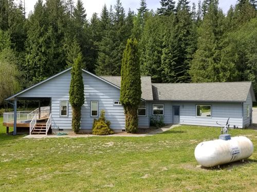 Here is Your Dream Property : Rathdrum : Kootenai County : Idaho
