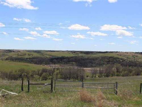 306.83 Acres, More OR Less, Grassl : Niobrara : Knox County : Nebraska