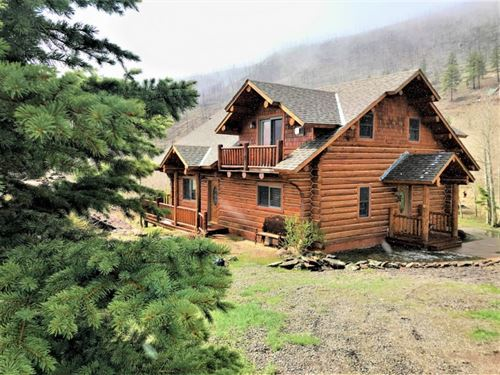 Aspen Grove Cabin : South Fork : Rio Grande County : Colorado