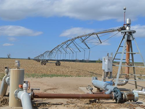 Prowers County Sprinkler Farm : Lamar : Prowers County : Colorado