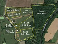 76+/- Acres Offered In 8 Tracts : Bowling Green : Warren County : Kentucky